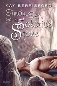 Simon, Sex, and the Solstice Stone cover