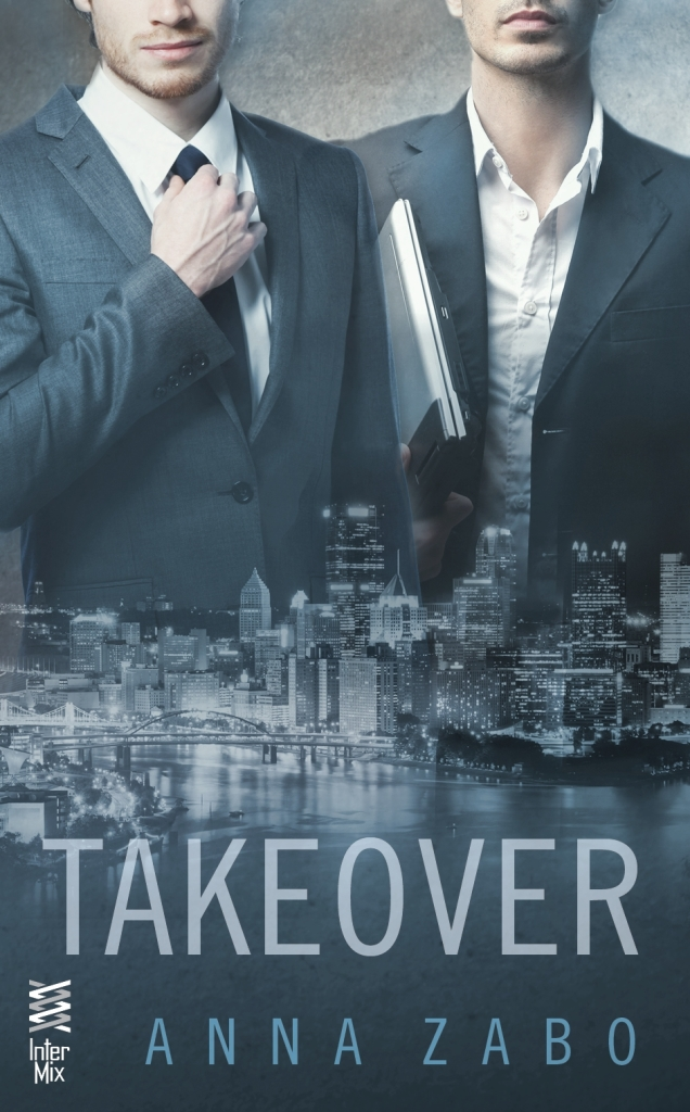 Cover for Takeover by Anna Zabo