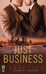 Cover for Just Business