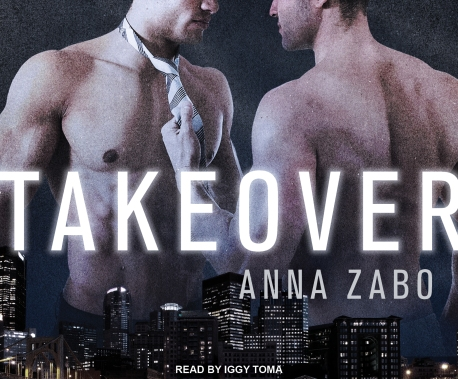 Audiobook Cover for Takeover