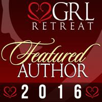 GRL Featured Author badge